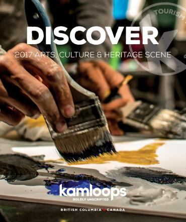 Arts & Culture Brochure