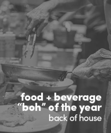 Food + Bev BOH