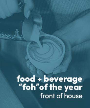 Food + Bev FOH