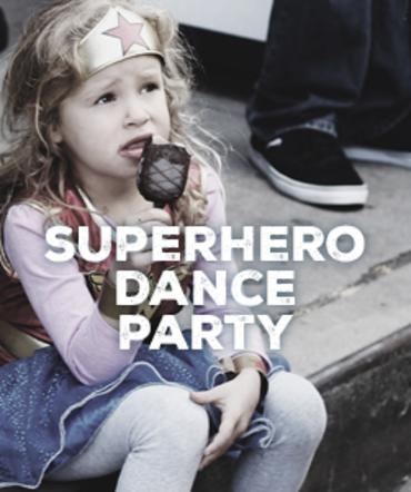 Superhero Dance Party