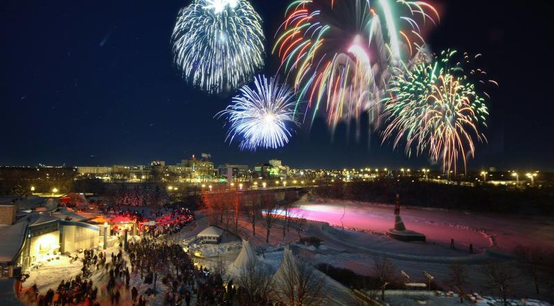 New Year's Eve at The Forks