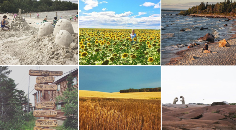 Best of #ExploreMB Travel Manitoba Instagram