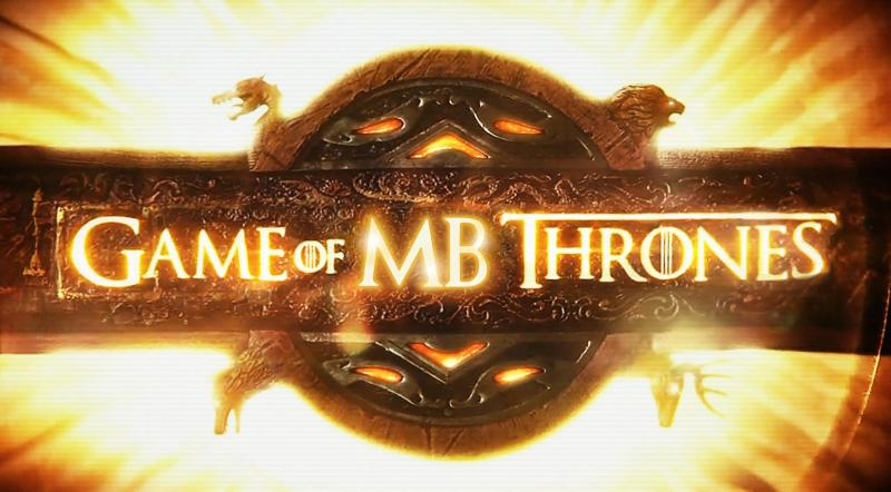 Game of MB Thrones: A song of Ice and Bison
