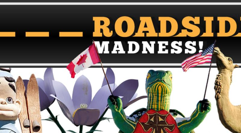 Roadside Madness – The Elite Eight – Vote for your favourite Roadside Attraction?
