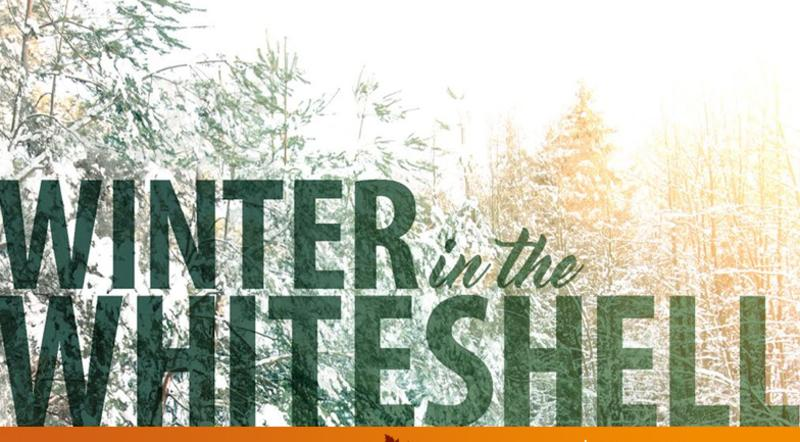 Winter in the Whiteshell Instagram Contest