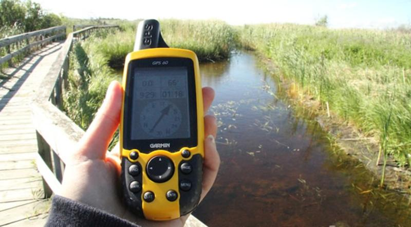 Geocaching – Treasure hunting with technology