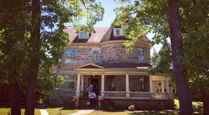 Bella's Castle Bed & Breakfast in Morden, Manitoba
