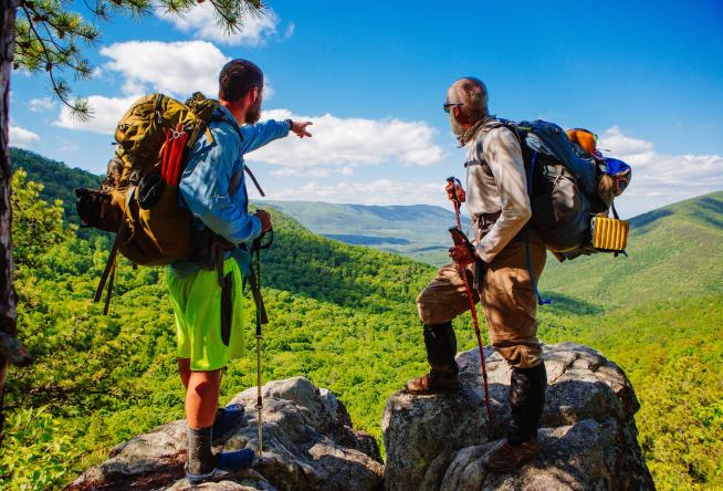 Best Hiking Shoes For Appalachian Trail