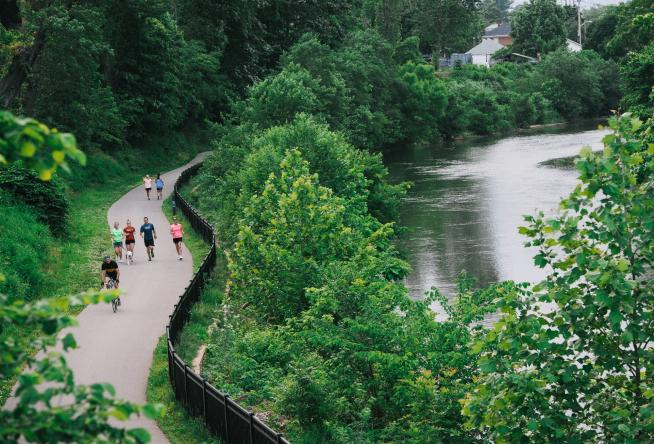 Car Rental Roanoke Va: 10 Easy Bike Routes In Virginia's Blue Ridge