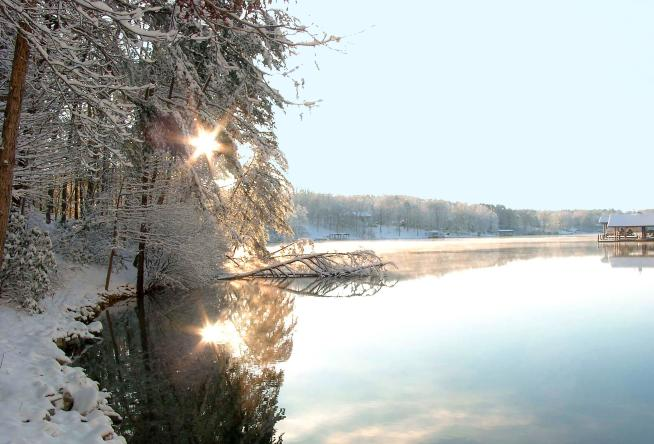 Top 5 Reasons For A Winter Visit To The Blue Ridge Mountains