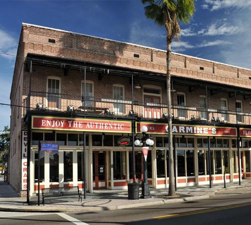 Carmine's Restaurant Ybor City