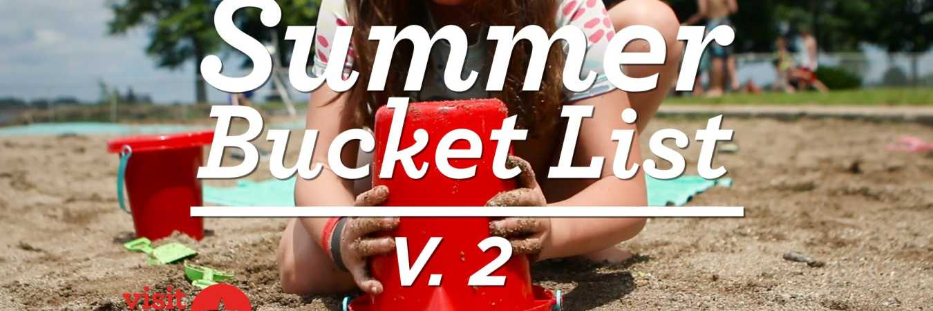 Hamilton County Summer Bucket List V. 2