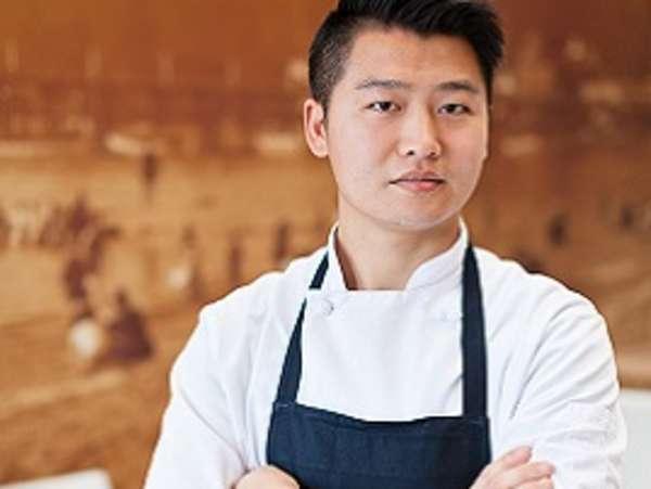 Executive Chef Felix Zhou