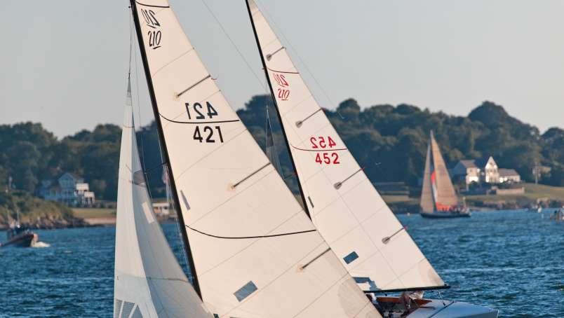Sailing-Newport -Newport