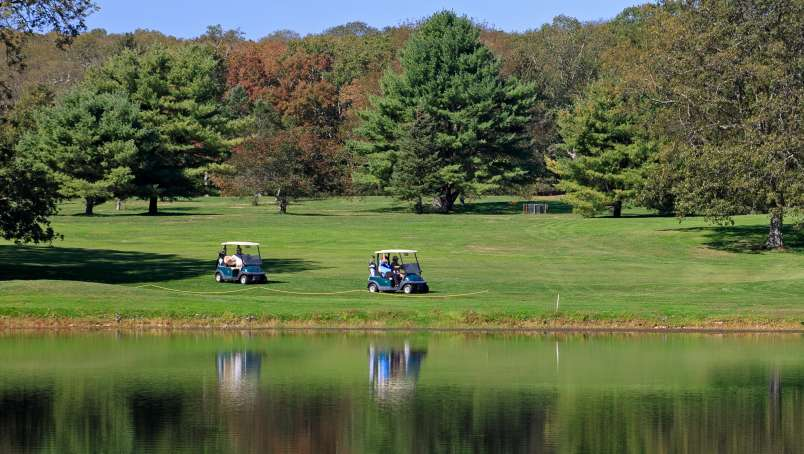 Exeter Golf Course -Exeter-South County