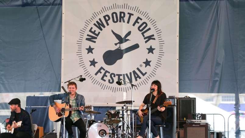 Folk Festival-Newport