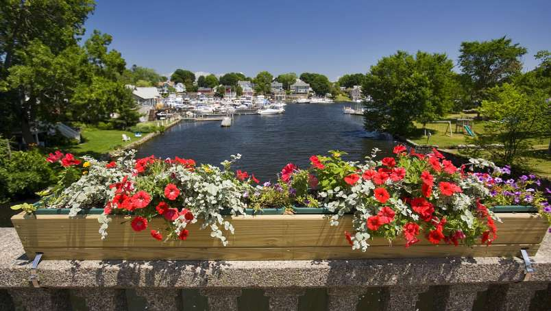 Pawtuxet River Bridge-Warwick