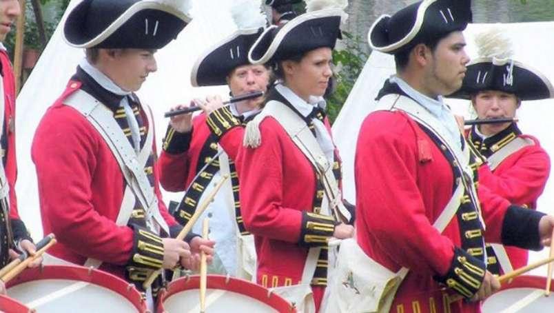 Gaspee Days Parade