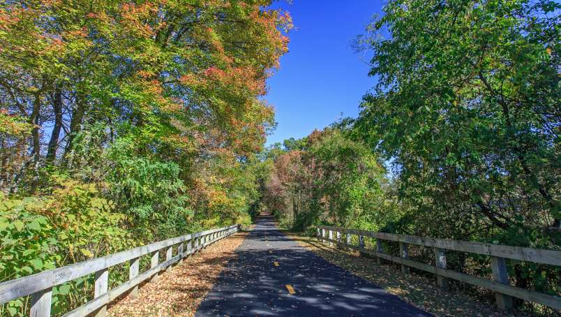 William C. O'Neill Bike Path-South Kingstown-South County