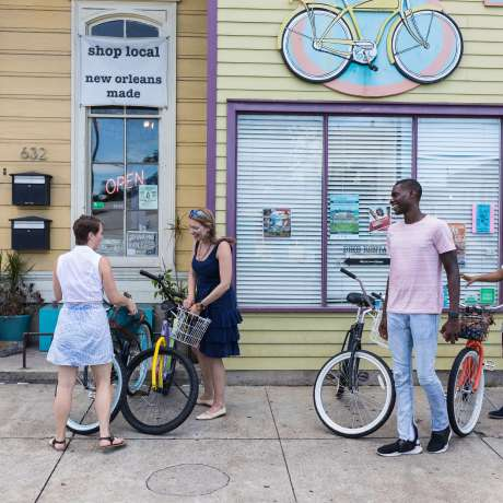 Bywater tour