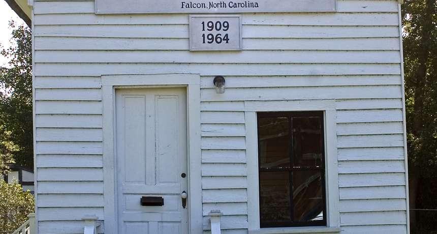 US Post Office - Falcon