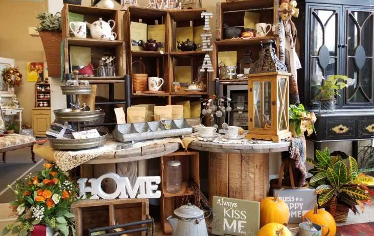 Garden Gate Gift and Flower Shop in North Salem
