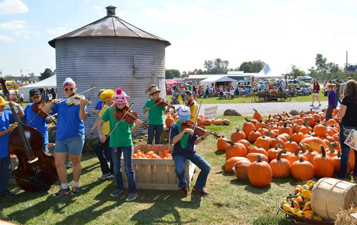 Fall Festivals in Hendricks County