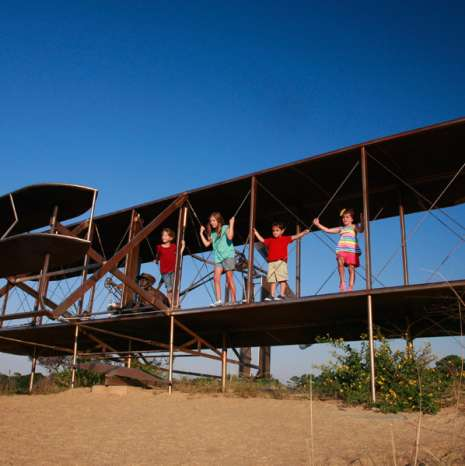 Wright Brothers Kids