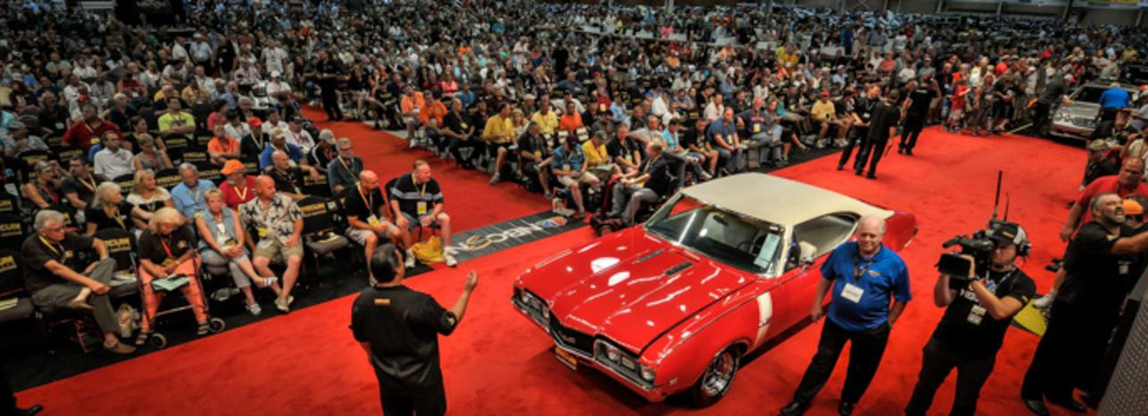 Mecum Auctions Harrisburg returns July 2015 adding antique ...