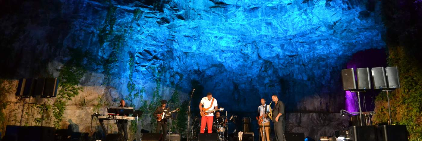 Three Caves Concert