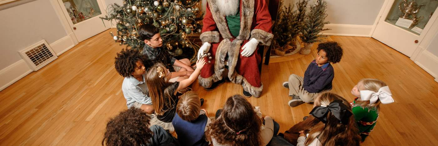 Burritt on the Mountain Christmas