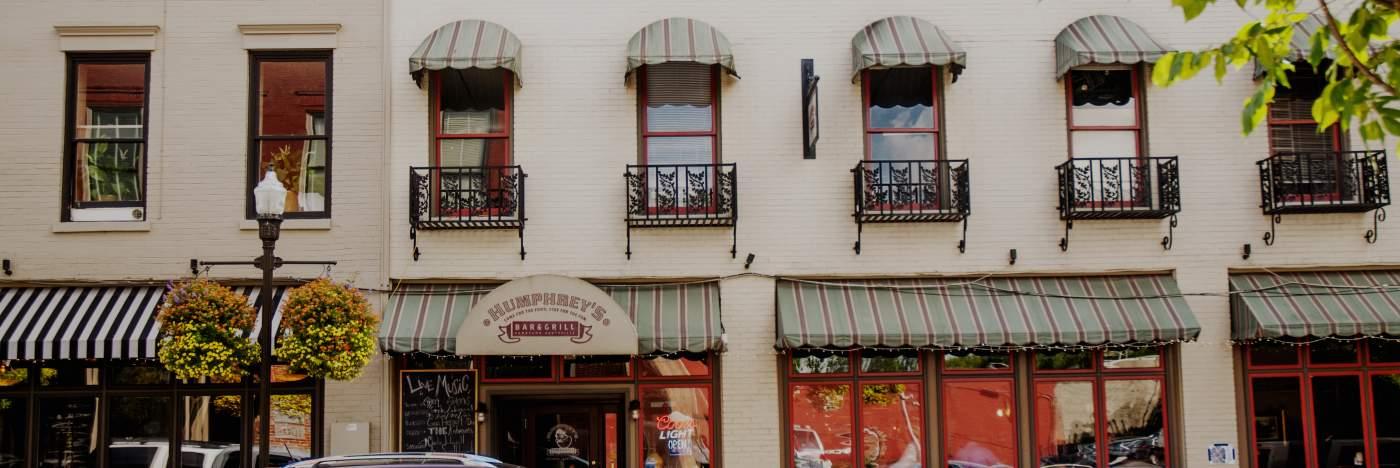 Humphrey's downtown