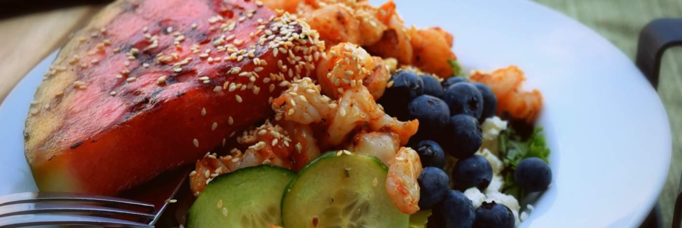 Cyn Shea's salad 2.0
