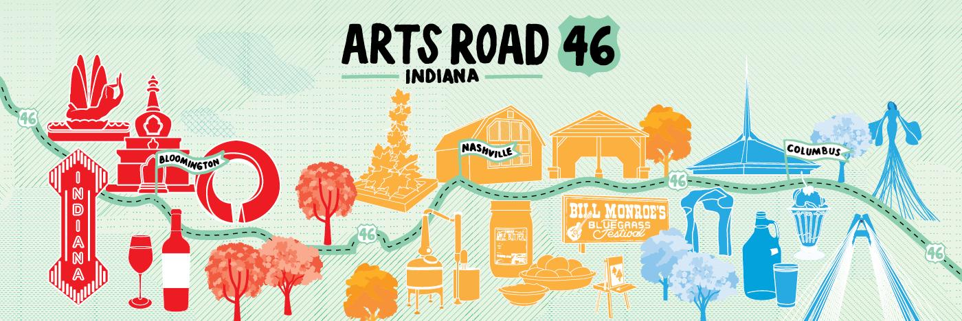 ArtsRoad 46 graphic