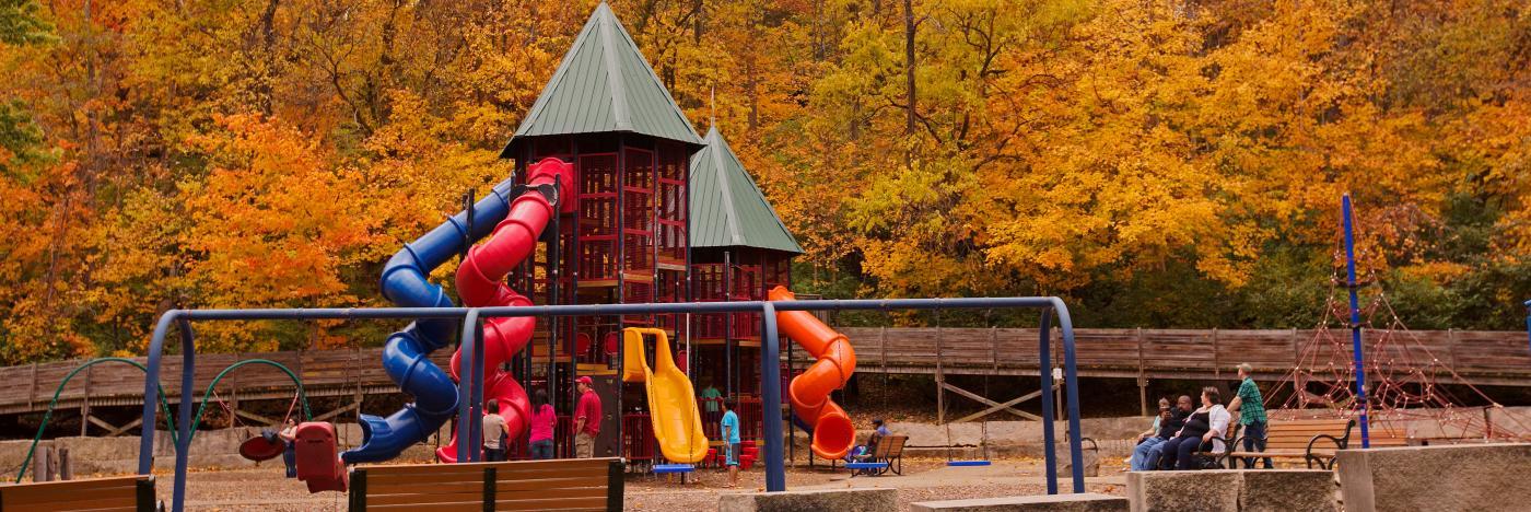 Cascades Playground