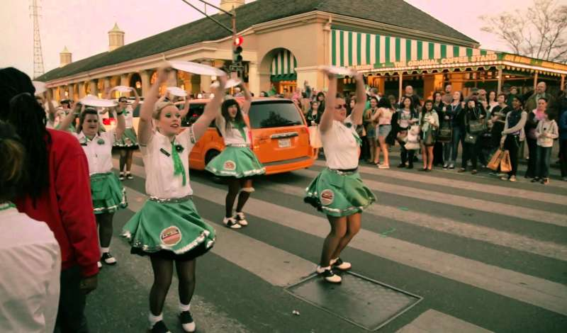 St. Patrick's Day in New Orleans