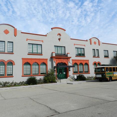 Bay St. Louis L & N Depot
