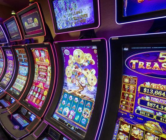kansas city ks casino slot machines