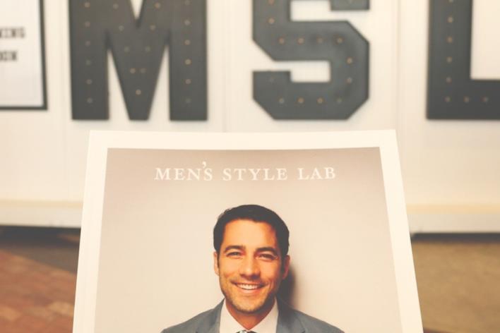 Mens Style Lab blog header