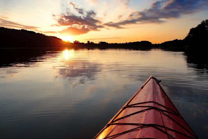 Lake Ahquabi