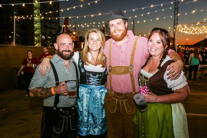 Oktoberfest Des Moines