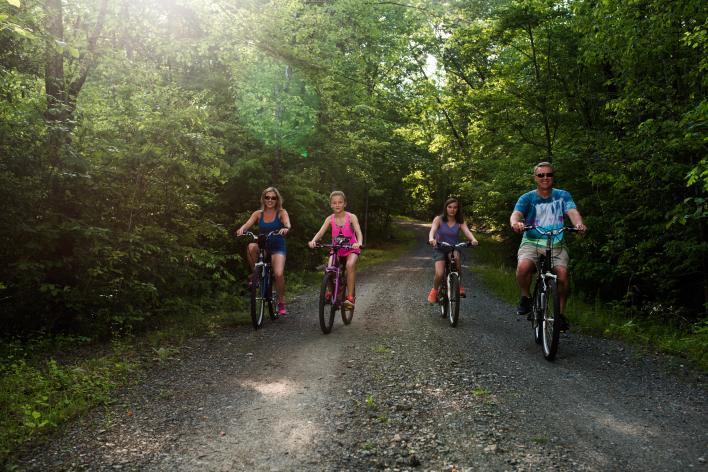 Prince William Forest Park - Biking (1 of 1)