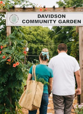 Agritourism - Davidson Community Garden