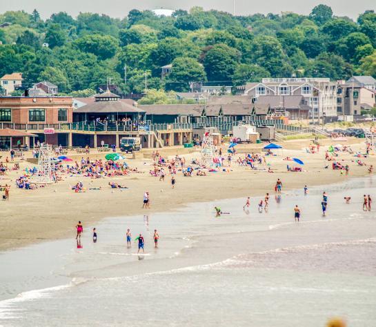 Easton's Beach Newport RI