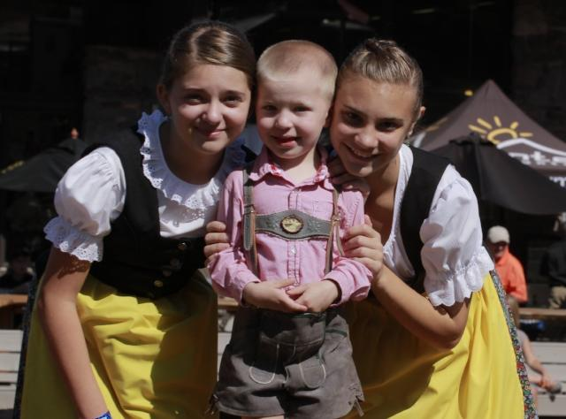 Oktoberfest - Photo by Hunter Mountain _ Fall
