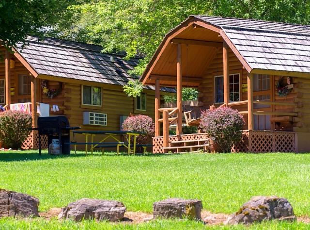 new cozy locationphotodirectlink salamanca of camping allegany york cabins campground ny picture park state cabin in