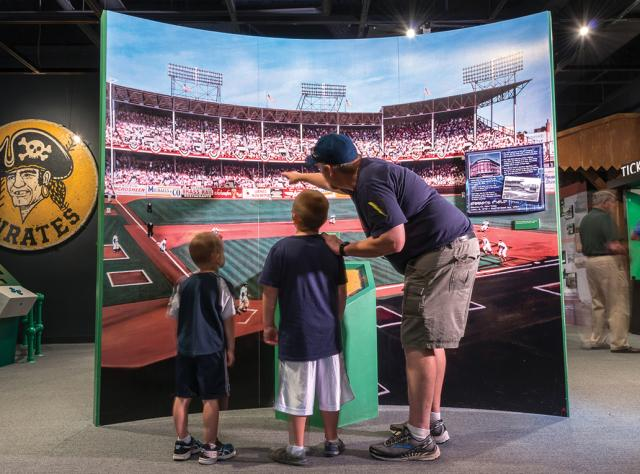 Baseball Hall of Fame - Photos Courtesy of ThisIsCooperstown.com