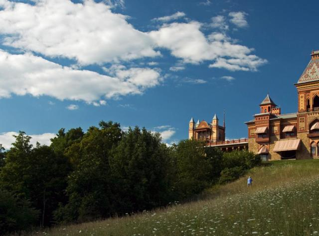 Olana State Historic Site - Photo by NYS ESD