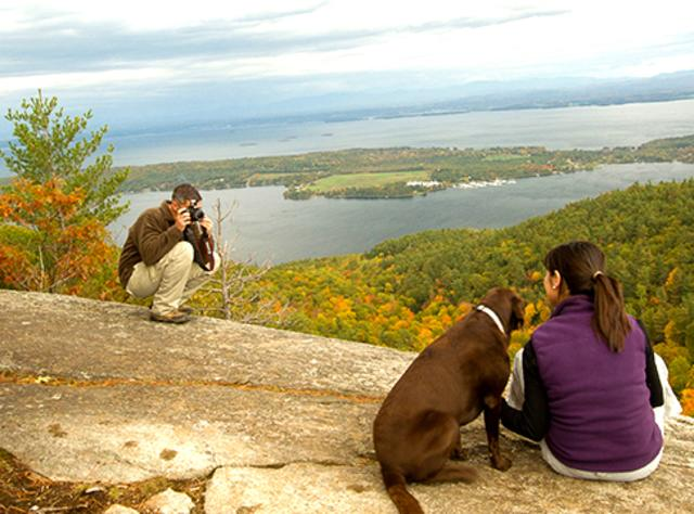 Rattlesnake Mountain Photo by Adirondack Coast Visitors Bureau