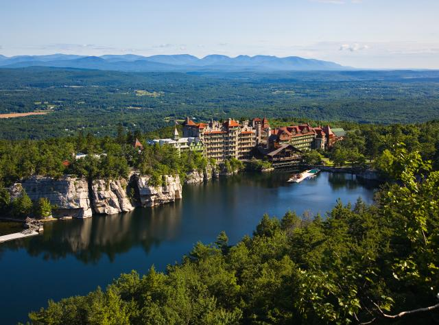 Mohonk Mountain House - Courtesy of Jim Smith Photography